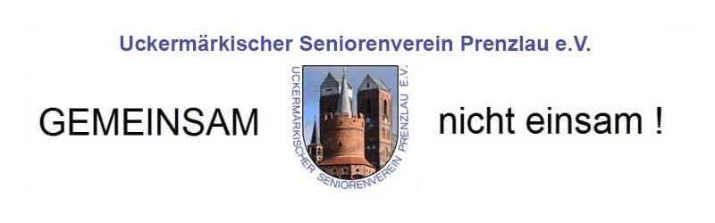 Uckermärkischer Seniorenverein Prenzlau e.V.